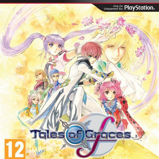 Tales of Graces F | PS3 | 6.5 GB | Juego Completo |