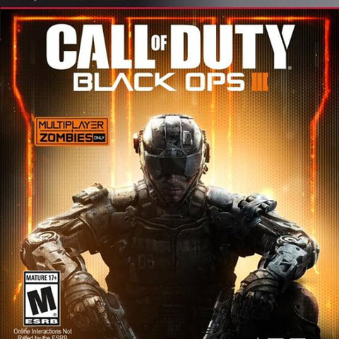Call of Duty Black Ops 3 + Black ops 1 Regalo | PS3 | 21.8 GB | Juego Completo