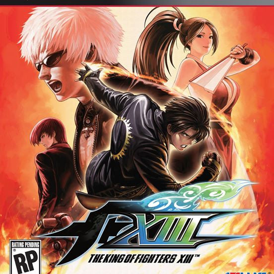 The King of Fighters XIII | PS3 | Juego Completo |