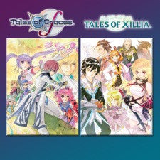 Tales of Graces F Tales of Xillia Combo Pack | PS3 | 12.7 GB | Juego Completo |