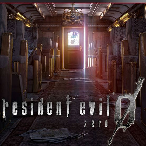 Resident Evil 0 | PS3 | 3.9 GB | Juego Completo |