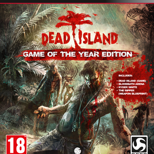 Dead Island Game of the Year Edition | PS3 | 5 GB | Juego Completo |