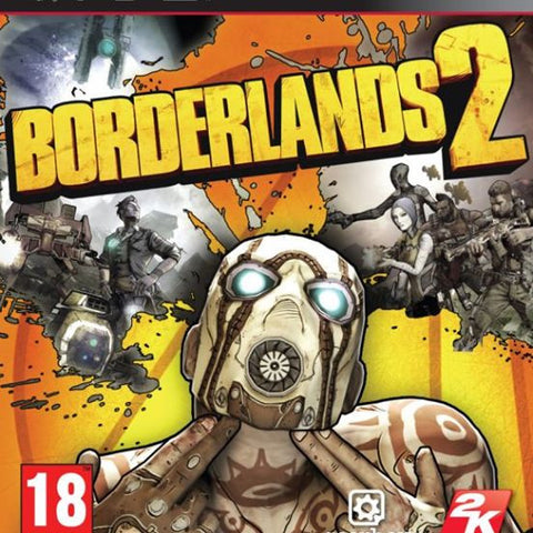 Borderlands 2 | PS3 | 5.3 GB | Juego Completo |