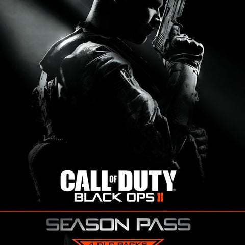 Call of Duty: Black Ops 2 Season Pass AMERICANO | PS3 | Solo DLC |