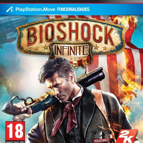 BioShock Infinite | PS3 | 6.4 GB | Juego Completo |