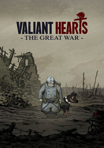 Valiant Hearts The Great War | PS3 | 1.1 GB | Juego Completo |