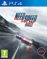 NEED FOR SPEED RIVALS | PS4 | PRINCIPAL | 15.88 GB | JUEGO COMPLETO