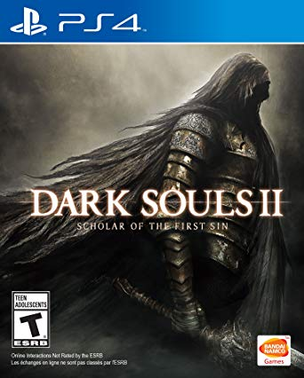 DARK SOULS 2 SCHOLAR OF THE FIRTS SIN | PS4 | PRINCIPAL | 12.98 GB | JUEGO COMPLETO