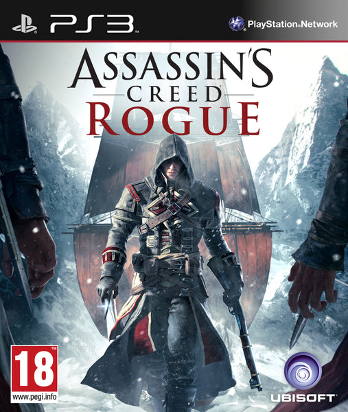 Assassin's Creed Rogue | PS3 | 6.3 GB | Juego Completo |