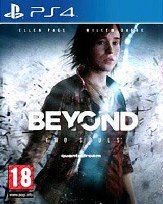 BEYOND TWO SOULS | PS4 | PRINCIPAL | 38.38 GB | JUEGO COMPLETO