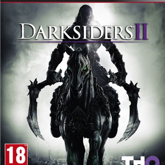 Darksiders II | PS3 | 5.8 GB | Juego Completo |