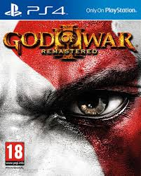 GOD OF WAR III REMASTERED | PS4 | 39.49 GB | JUEGO COMPLETO