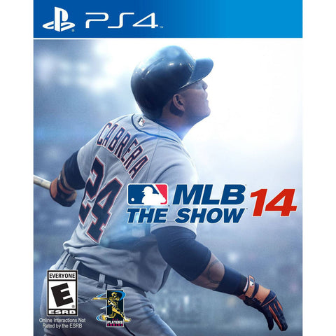 MLB THE SHOW 14 | PS4 | PRINCIPAL | JUEGO COMPLETO