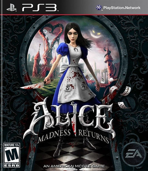 Alice Madness Returns Ultimate Edition | PS3 | 5.4 GB | Juego Completo |
