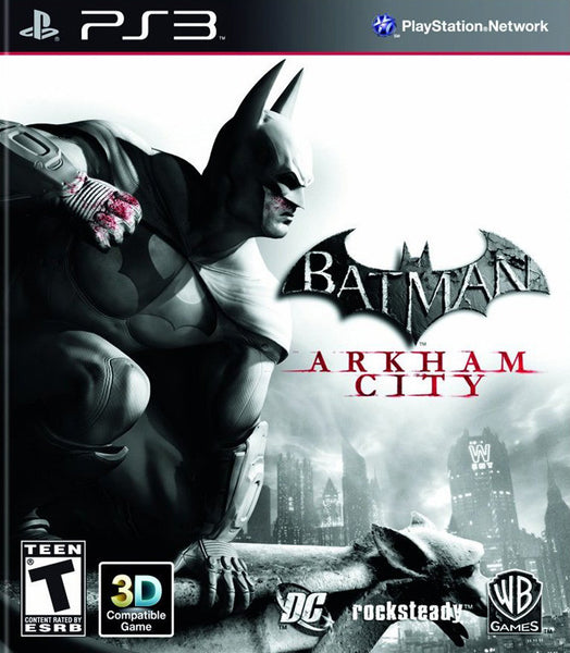 BATMAN ARKHAM CITY | PS3 | 7.7 GB | Juego Completo |