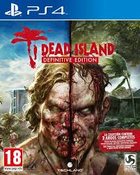DEAD ISLAND DEFINITIVE EDITION | PS4 | PRINCIPAL | 7 GB | JUEGO COMPLETO