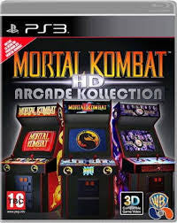 Mortal Kombat Arcade Kollection HD | PS3 | Juego completo |