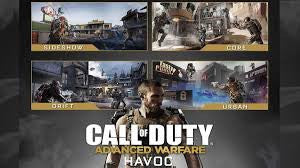 Call of Duty: Advanced Warfare - Hacov | PS3 | 5.3GB | Solo DLC |
