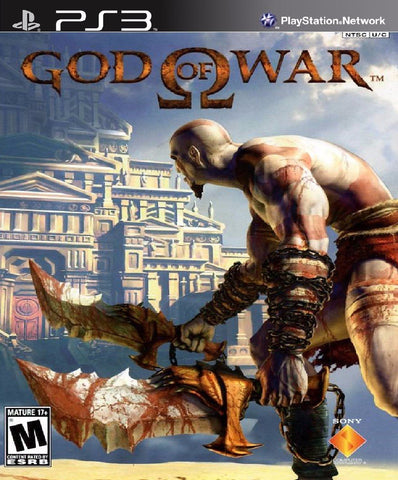 GOD OF WAR 1 HD | PS3 | JUEGO COMPLETO | 5.88 GB