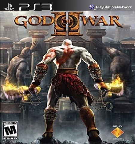 GOD OF WAR 2 HD | PS3 | JUEGO COMPLETO | 6.52 GB