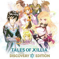 Tales of Xillia Discovery Edition | PS3 | 6.2 GB | Juego Completo|
