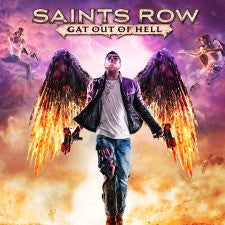 Saints Row: Gat Out of Hell | 5.1GB | JUEGO COMPLETO | PS3 |