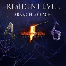 Resident Evil Franchise Pack | PS3 | 20.5GB | Juego completo |