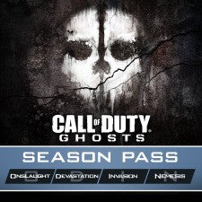 Call of Duty: Ghosts Season Pass | PS3 | 100KB | Solo DLC |