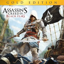 Assassin's Creed IV Black Flag Gold Edition | PS3 | 9.8GB | Juego Completo |