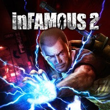inFAMOUS 2 | PS3 | 14GB | Juego completo |