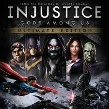 Injustice: Gods Among Us Ultimate Edition | PS3 | 10.2GB | Juego completo |