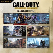 Call of Duty: Advanced Warfare - Reckoning | PS3 | 5.9GB | Solo DLC |