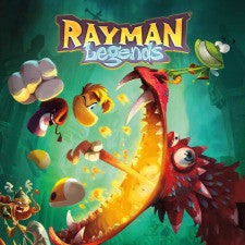 Rayman Legends | PS3 | 2.1GB | Juego completo |
