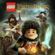 LEGO® The Lord of the Rings | PS3 | 7.8GB | Juego completo |