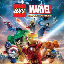 LEGO® Marvel Super Heroes | PS3 | 7.5GB | Juego completo |