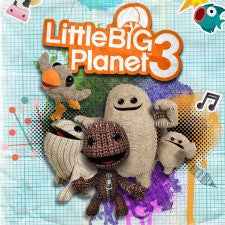 LittleBigPlanet 3 | PS3 | 11.5GB | Juego completo |