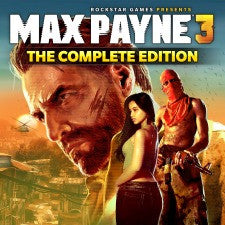 Max Payne 3: The Complete Edition | PS3 | 15GB | Juego completo |