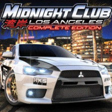 Midnight Club Los Angeles Complete Edition | PS3 | 5GB | Juego completo |