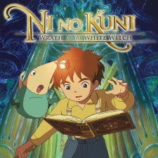 Ni no Kuni Wrath of the White Witch | PS3 | 21.7GB | Juego completo |