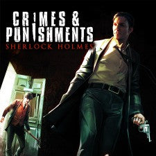 Sherlock Holmes: Crimes and Punishments | PS3 | 3.4GB | Juego completo |