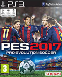 PES 17 | PS3 | JUEGO COMPLETO |