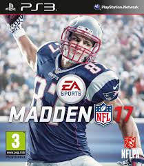 MADDEN NFL 17 | 6.7GB | PS3 | JUEGO COMPLETO |