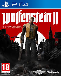 Wolfenstein® II: The New Colossus | PS4 | PRINCIPAL | 47.92 GB | JUEGO COMPLETO