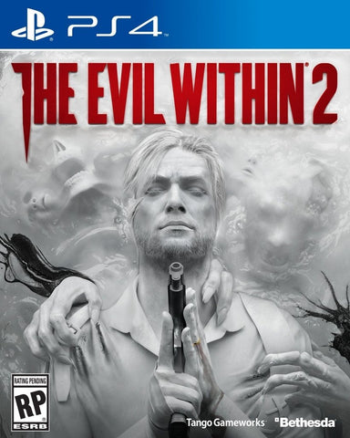 THE EVIL WITHIN 2 | PS4 | PRINCIPAL | 30.63 GB | JUEGO COMPLETO