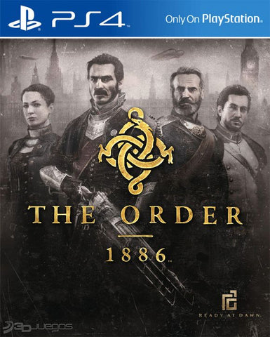 THE ORDER: 1886 | PS4 | PRINCIPAL | 31.58 GB | JUEGO COMPLETO