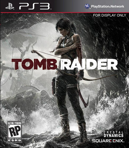 Tomb Raider Digital Edition | PS3 | 8.6 GB | Juego Completo |
