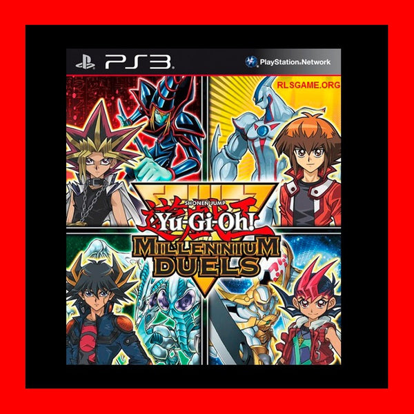 Yu-Gi-Oh! Millennium Duels | PS3 | 500 MB | Juego Completo