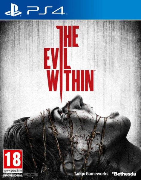 The Evil Within | PS4 | 34.6 GB | Juego Completo |