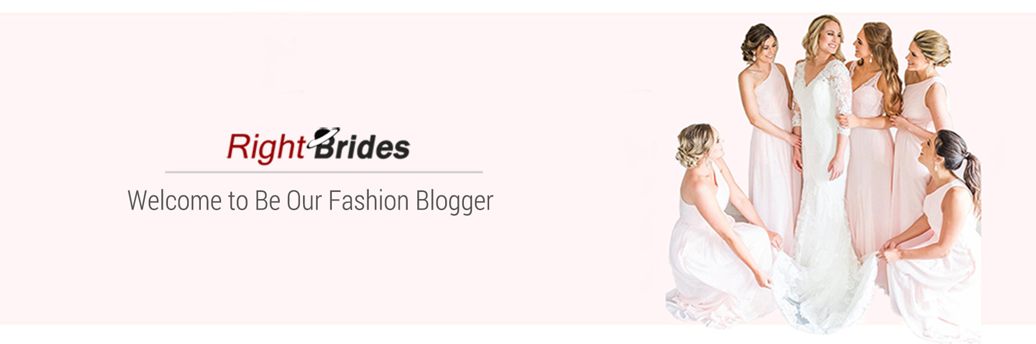 welcome to be RightBrides fashion blogger