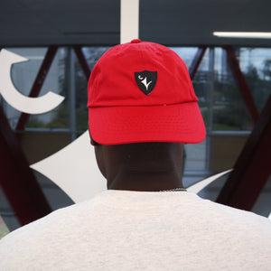 Ravens Red Ball Cap
